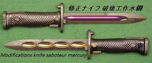 Ртутные ножи