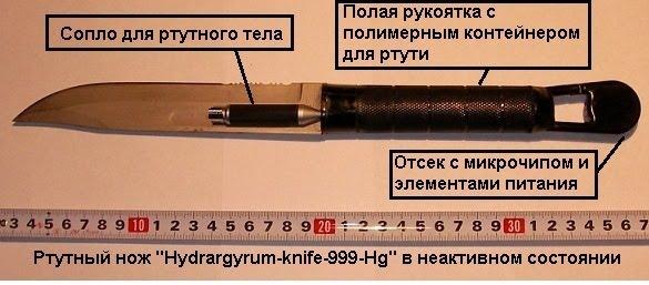 Ртутный нож