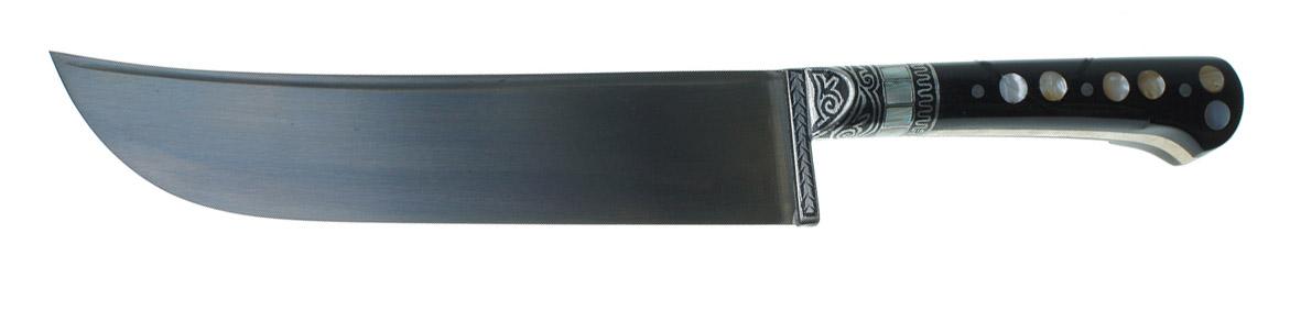 Толщина обуха клинка менее 3.5 мм